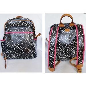 Fossil Keyper Coated Canvas Backpack